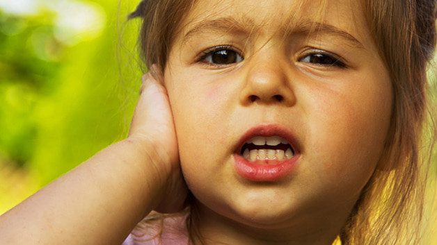 Chiropractic Superior for Treating Ear Infections in Children