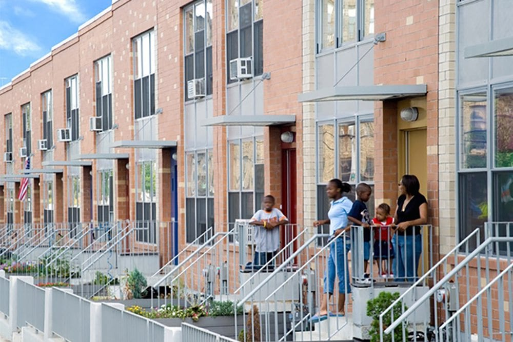 Is Public Housing An Option for You?