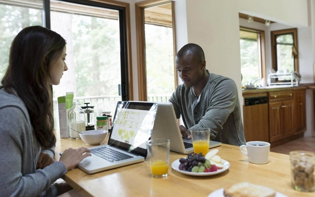 Five Great Resources for Working from Home