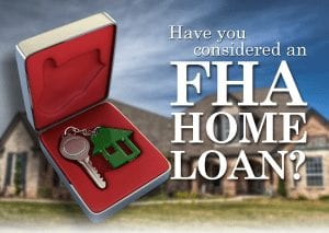 FHA Refunds and Home Loans