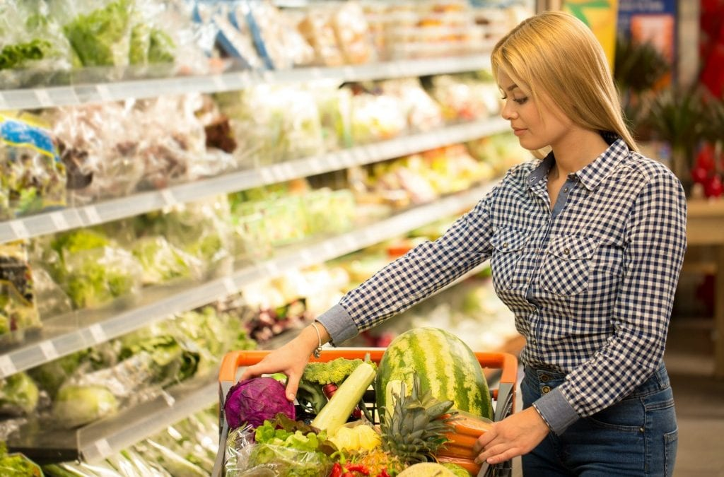 Penny Pinching Groceries Plus Earning While Shopping