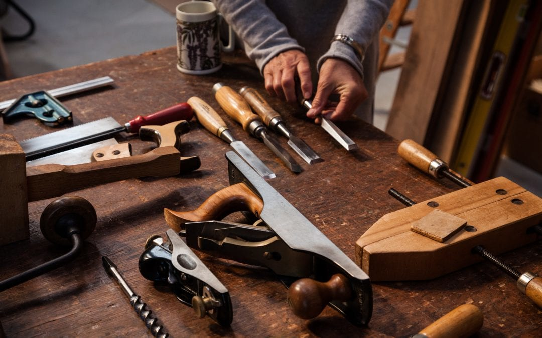 Turning Woodworking From Hobby to Business